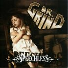DR. GRIND - SPEECHLESS USED - VERY GOOD CD