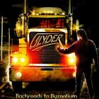 GLYDER - BACKROADS TO BYZANTIUM USED - VERY GOOD CD