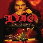 DIO (HEAVY METAL) - LIVE IN LONDON: HAMMERSMITH APOLLO 1993 USED - VERY GOOD CD