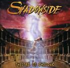SHADOWSIDE - THEATRE OF SHADOWS USED - VERY GOOD CD