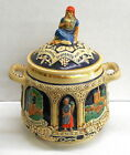 REMY - GERMANY FULL COLOR COVERED BEER OR BEAN POT