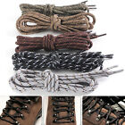 Round Hiking Walking Boot Laces Sneakers shoelaces Shoe Laces String Male Female