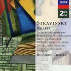 PETRUSHKA/LE SACRE DU PRINTEMPS USED - VERY GOOD CD