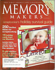 Memory Makers December 2004 Holiday Cards Holiday Photo Tips Gift Albums