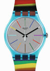 Swatch New Gent Special Open it Clubuhr 2012 SUOZ157 Neuware
