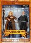 NECA TOYS HBP HARRY POTTER MAD EYE MOODY DRACO MALFOY HALF BLOOD PRINCE SERIES 1