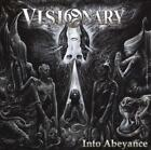 VISIONARY666 - INTO ABEYANCE USED - VERY GOOD CD
