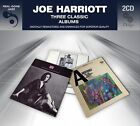 Joe Harriott THREE (3) CLASSIC ALBUMS Abstract SOUTHERN HORIZONS New Sealed 2 CD