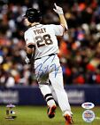 Buster Posey Autographed Signed 8x10 Photo San Francisco Giants PSA DNA #AA38441