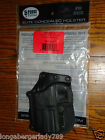 FOBUS LEFTY SPRINGFIELD XD 9 40 45 XDM HS2000 P2000 HOLSTER RUGER 345 SIG 2022