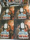 Topps Doctor Who Alien Attax Trading Card Game Booster Box(24 pks) x 4 Boxes-Hot
