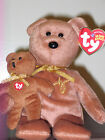 Ty Beanie Baby ~ 2005 SIGNATURE Bear ~ MINT with MINT TAGS ~ RETIRED
