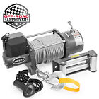 Electric Self Recovery Winch for Jeep Truck Trailer SUV 17000 lb