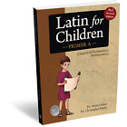 Classical Academic Press Latin for Children A Basic Bundle Text Key DVD NEW