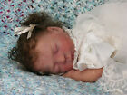 CUSTOM MADE Solid Silicone Baby Doll FULL BODY 24  12 lbs
