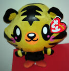 Ty Beanie Babies - JEEPERS the Tiger Cub MOSHI MONSTER (UK EXCLUSIVE) MINT TAGS