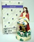 RED RIDING HOOD MUSIC BOX SCHMID YAMADA W BOX WHO'S AFRAID OF THE BIG BAD WOLF