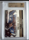 13-14 Nathan Mackinnon Rookie rc, UD Canvas Young Guns, BGS 10 PRISTINE