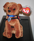 Ty Beanie Baby ~ DR. JACK THE HELPING DOG  ~ Exclusive~ MINT WITH MINT TAGS