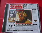 Condemned 84 Blood On Yer Face CD NEW SEALED 1999 Punk Oi! Skinhead