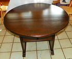 Old Tavern Pine Chair / Table by Ethan Allen  (RP-T364)