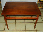 Walnut Mid Century End Table / Side Table  (RP-T386)