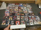 57 Game-Used Jersey Pieces NFL Football Cards Lot Ravens Vikings Saints Broncos