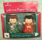 Hallmark Angel Salt and Pepper Shakers - NEW in Original Box