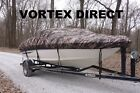 VORTEX CAMO 23 TO 24 VH BOAT COVER FOR FISHING SKI RUNABOUT