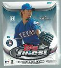 2012 Topps Finest Baseball Factory Sealed Hobby Mini Box 1 Auto YU DARVISH RC