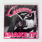 The Casanovas - Shake It - music cd EP - promo - good condition
