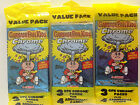 2014 TOPPS GARBAGE PAIL KIDS CHROME SERIES 2 VALUE PACK ( 3 PACK LOT )