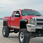 07-13 Chevy Silverado 1500 Fleetside 5.8FT Short Bed Pocket Style Fender Flares