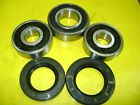 LISTED KAWASAKI ZEPHYR 550 750 NINJA 600 VULCAN 800 REAR WHEEL BEARING KIT 243