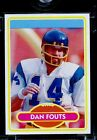 Dan Fouts Cards, Rookie Card and Autographed Memorabilia Guide 5