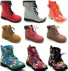 Toddler Baby Girls Combat Fashion Comfortable Boots Shoes Sz 9 13 1 4