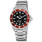 Grovana Swiss Made Men's Automatic Professional Diver Watch 1571.2136 $1400 NEW