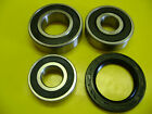 1991-1994 KAWASAKI ELIMINATOR 250HS EL250 REAR WHEEL BEARING & SEAL KIT 227