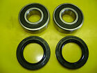 AFTER MARKET SUZUKI DR250 DR350 FRONT WHEEL BEARING AND SEAL KIT 155