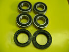 2001-2014 HONDA GOLDWING GL1800 FRONT WHEEL BEARING & SEAL KIT 120