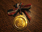 JAN 20 1957 EISENHOWER INAUGURATION MEDAL & RIBBON