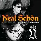 NEAL SCHON - SO U [DIGIPAK] USED - VERY GOOD CD