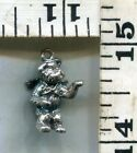 VINTAGE STERLING BRACELET CHARM~THE BOYDS BEAR ANGEL BEAR~THIS ONE IS $21.00!!!