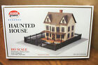MODEL POWER HO SCALE HOUSE BUILDING KIT HAUNTED HOUSE