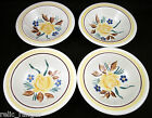 Vtg  ( 4 )  Red Wing Pottery Picardy Pattern 5.5