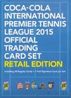 2015 Epoch PremierTennis League Factory Sealed 12 Box CASE-12 Facsmile Signature