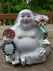 Chinese Porcelain Happy Laughing Buddha 8.5