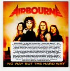 (GO578) Airbourne, No Way But The Hard Way - 2009 DJ CD