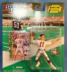 1999-2000 Starting Lineup Drew Bledsoe Action Figures New England Patriots NFL