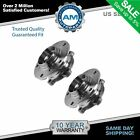 Wheel Bearing  Hub Assembly Front Pair Set for BMW 5 6 Series RWD NEW